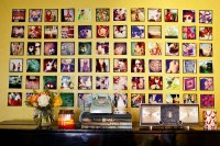 Wall Art Inspiration: Instagram Photo Displays ...