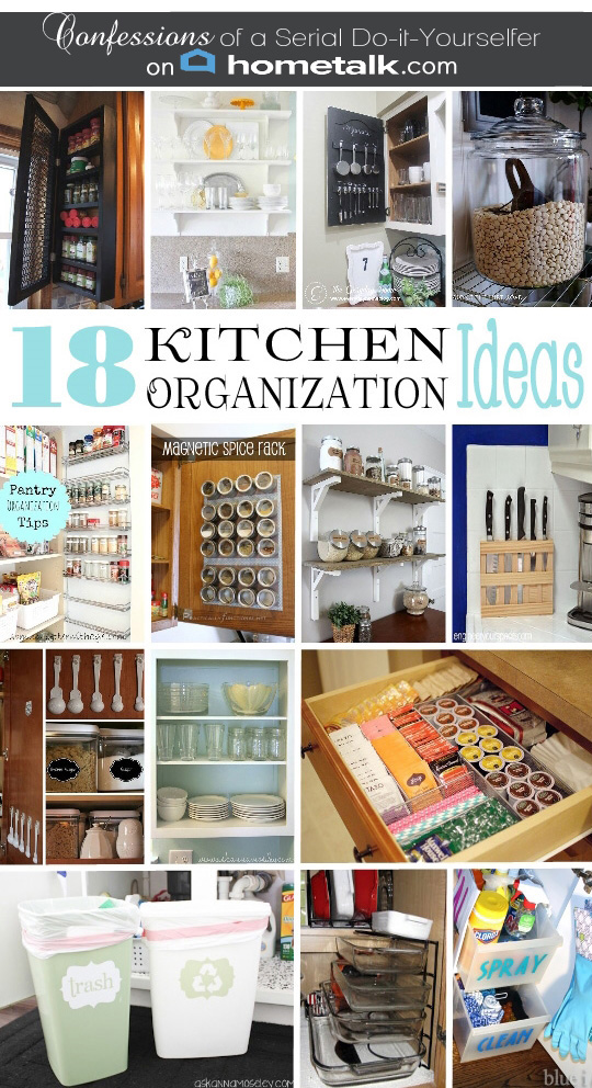 kitchen organized year ve ways kitchen organization ideas thethavenue simple ways
