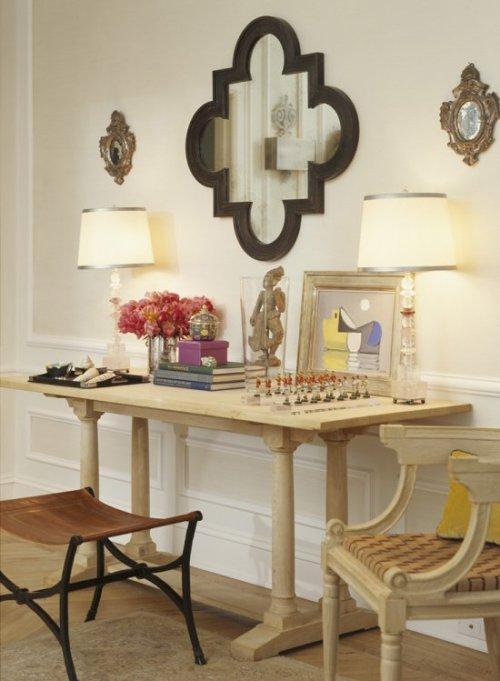 Ironies Mirror Room via modern sophisticate