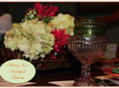 Spring Time Table Setting by ConfettiStyle2