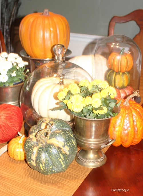 Fall 2014 Centerpiece by ConfettiStyle3