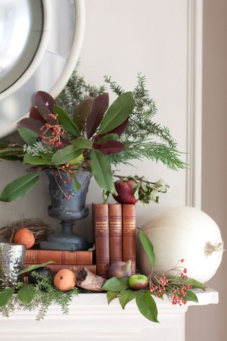 Decorating With Magnolia Leaves During The Holidays