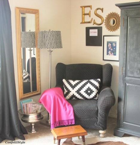 ConfettiStyle Spring Bedroom Refresh1