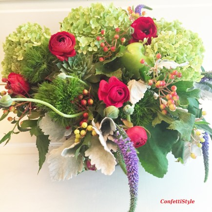 Floral Design by ConfettiStyle8