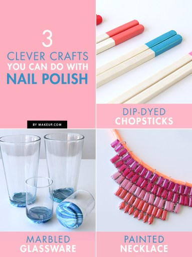 DIY Nail polish projects