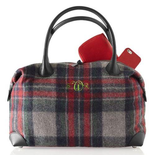 Essex Wool Handbag