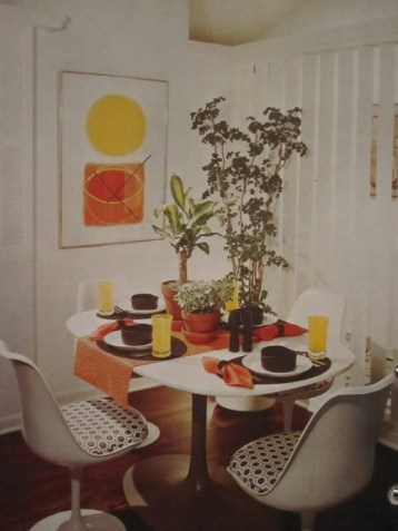 1970's decor