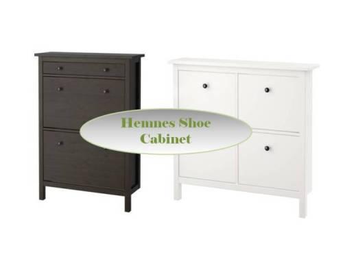 Hemnes Shoe Cabinet