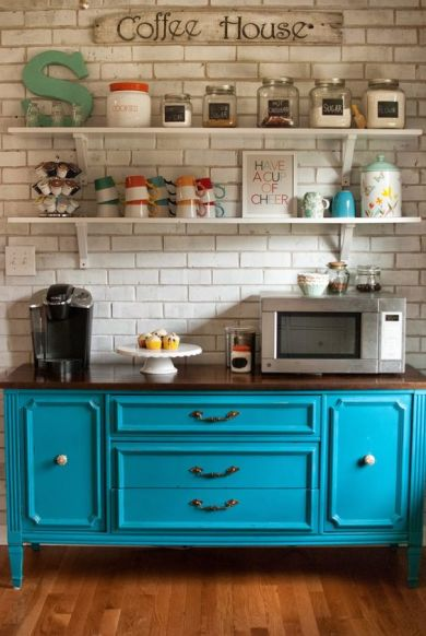 Sideboard in a kitchen