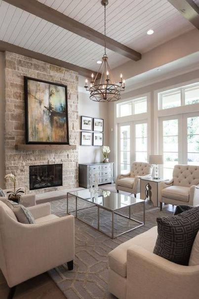 Neutral Decor via Decor Pad