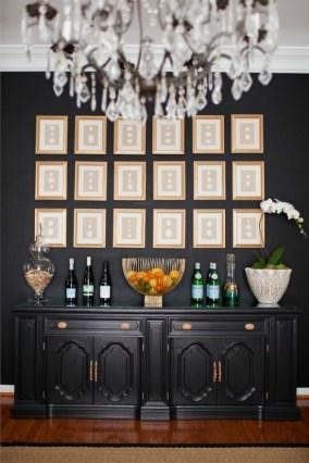 Benjamin Moore--Black Satin Black Paint Colors