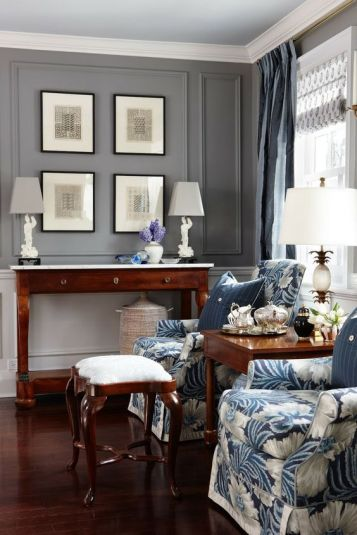 A Well-Styled Room from Sarah Richardson Design