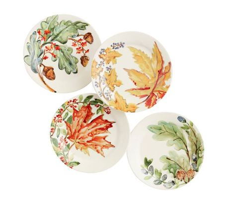 watercolor-leaves-salad-plate-set-of-4-1-o