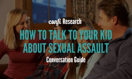 How to Talk to Your Kid About Sexual Assault: Conversation Guide