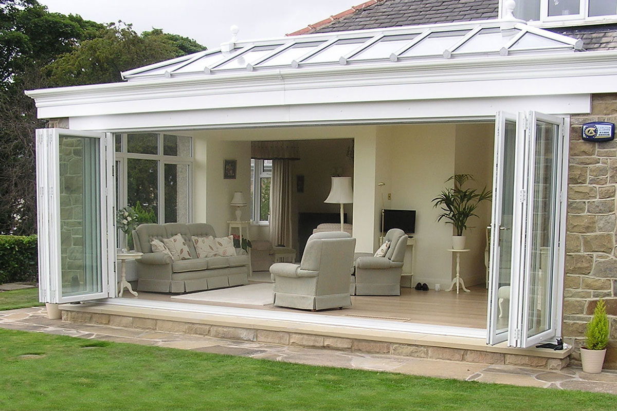 Goedkope Serre Windows Doors And Conservatories Confidence Kitchens