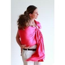 3sling-porte-bebe-serge-croise-anglais-coton-bio-daicaling-rose