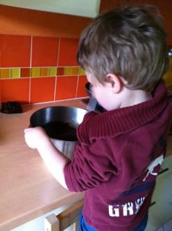 Crapouille fait la cuisine