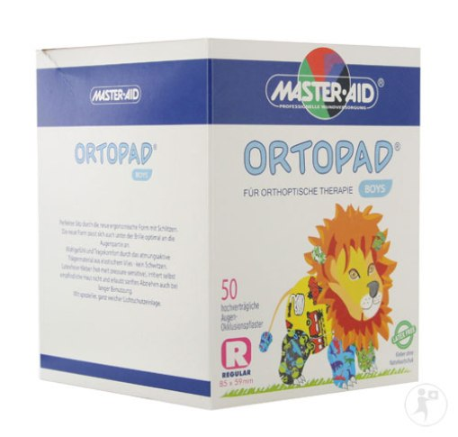 ortopad-regular-for-boys-compresse-oculaire-50-pieces-73324
