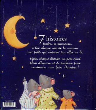 7 histoires pour les petits s'endorment sans faire d'histoires bis