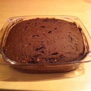 Gâteau de pain au chocolat 2