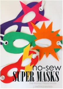 Masque Super Heroes