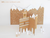 DIY-winter-cardboard-castle-by-La-maison-de-Loulou