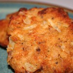 Meatless Monday: Baked Salmon Patties