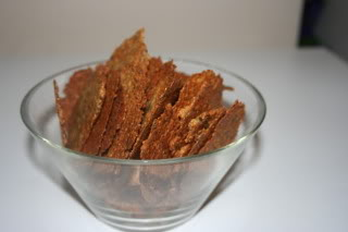 Gluten Free Crackers (Mary's Gone Crackers Copycat Recipe)