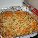 Mushroom, Spinach, and White Bean Casserole