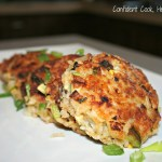Meatless Monday: Vegetable and Rice Patties