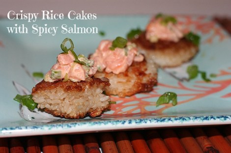 rice-cakes-with-salmonwith text