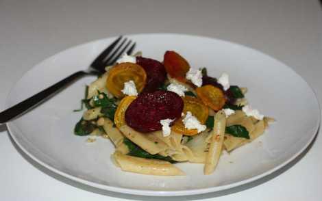 roasted beet pasta900