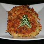 Rosemary, Fig & Goat Cheese Latkes