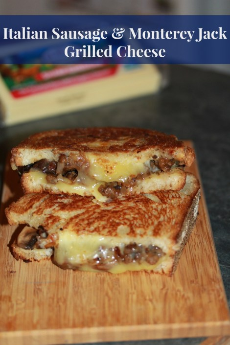 Grilled Cheese Vertical