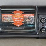 Hamilton Beach Easy Reach Toaster Oven & Giveaway