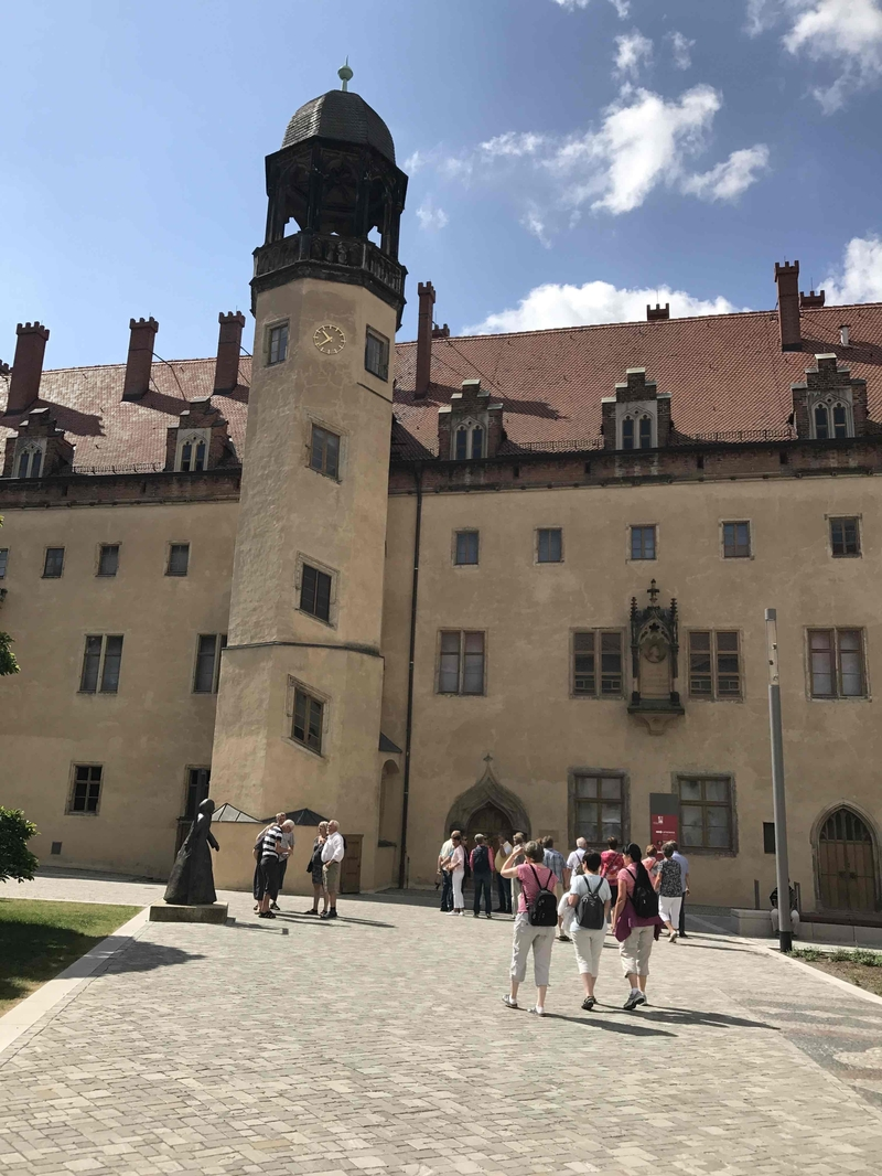 Luthers Hochzeit Wittenberg 2017 Time To Party In Wittenberg Martin Luther S Home Town