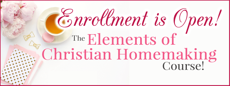 enrollment is open homemakers academy
