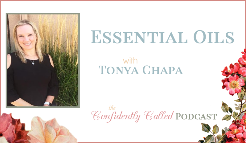 Essential oils with Tonya Chapa