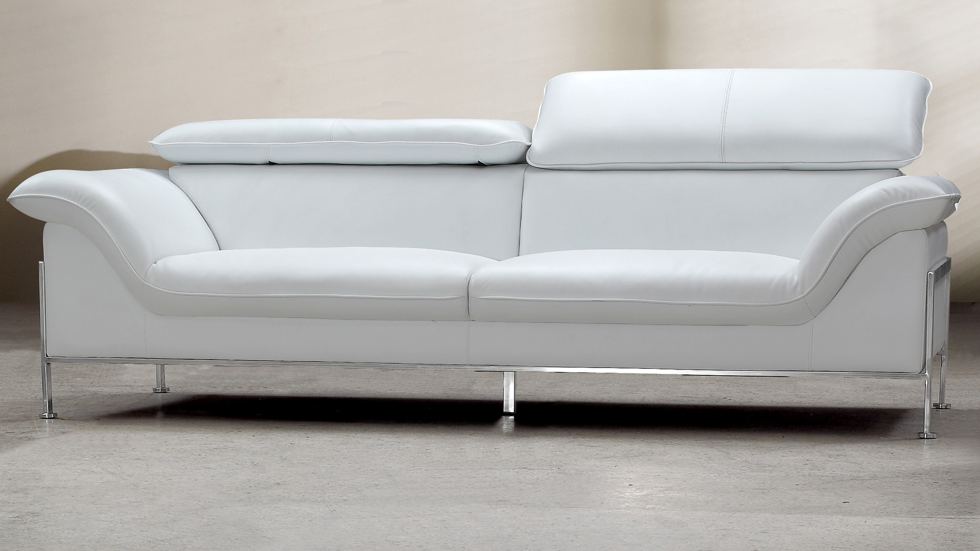 Canape Design Convertible Canape Cuir Blanc Convertible 2 Places