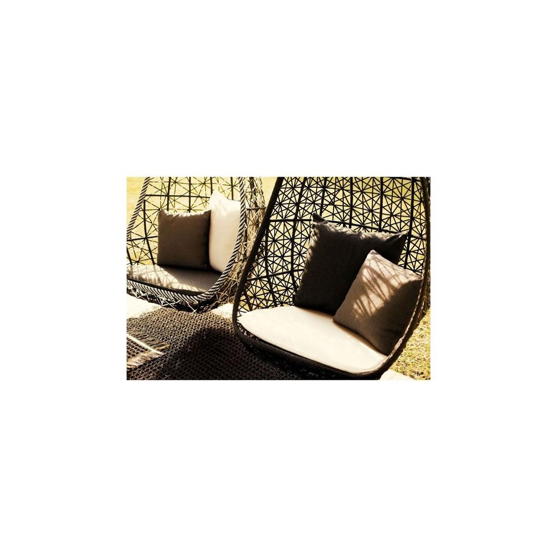Fauteuil Suspendu Kettal | Mobilier Design Outdoor Exterieur ...