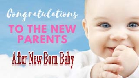 Congratulations Message For Becoming First Time Parents For Newborn Baby