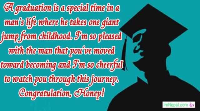 Congratulation Message For Boyfriend Graduation Archives - congratulation graduation