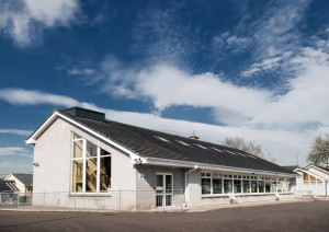 Social Centre Exterior