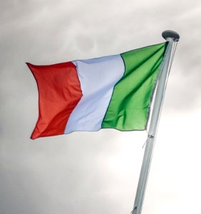 Our new flag is raised