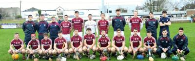 Easy pickings for hurlers in one-sided Walsh Cup tie ...