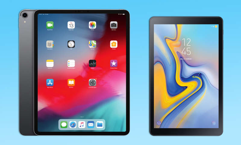 Der Tablet Top 10: Die Besten Tablets Im Test - Connect