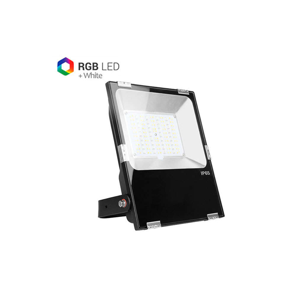 Projecteur Led 50 Watt Rgb Rectangle Projecteur Led Connectiled