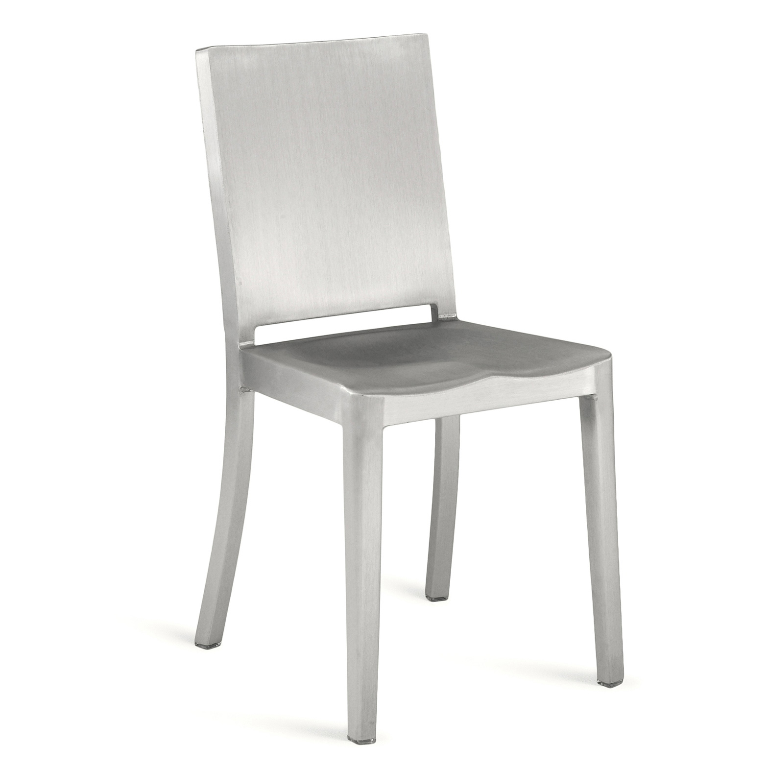 Philip Starck Emeco Hudson Chair Aluminium Brushed Designed By Philippe Starck