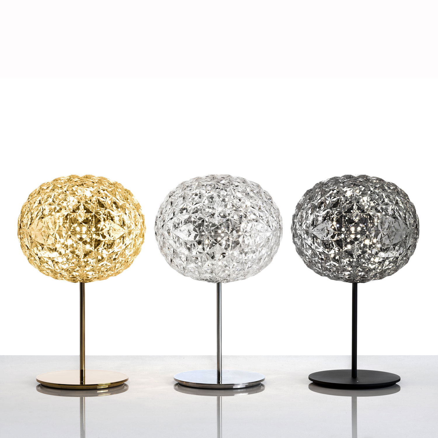 Lamp Kartell Kartell Planet Table Lamp With Dimmer By Tokujin Yoshioka