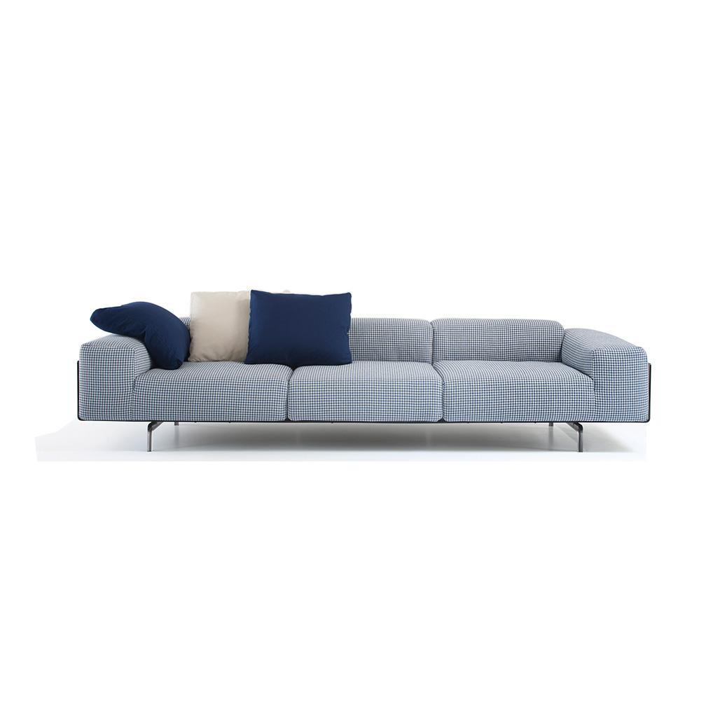 Kartell Sofa Kartell Largo Sofa Perfect For The Modern Living Environment